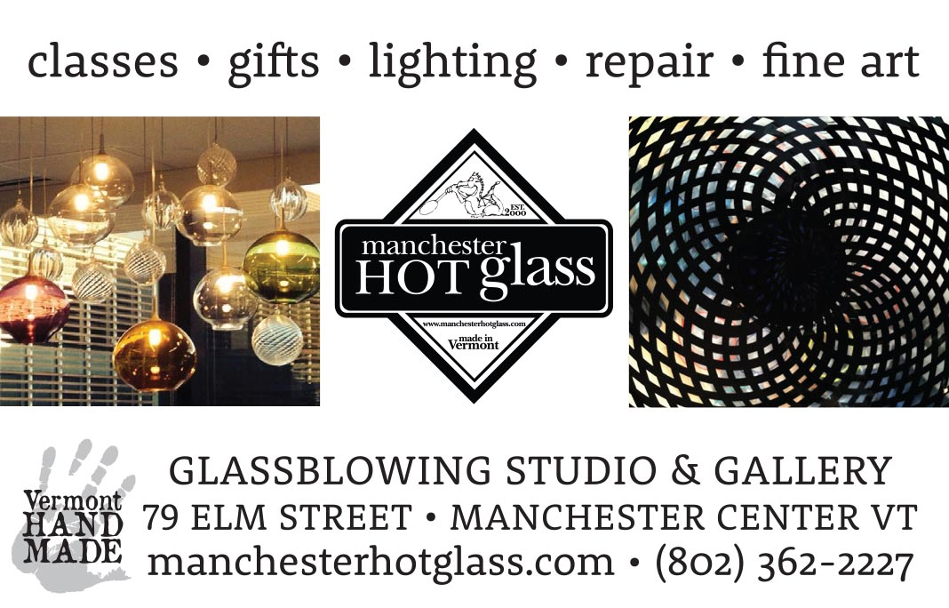 Manchester Hot Glass – advertising